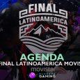 Agenda Final Latinoamerica Movistar