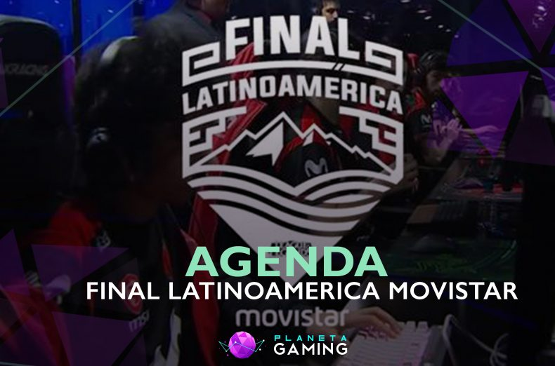 Agenda Final Latinoamerica Movistar