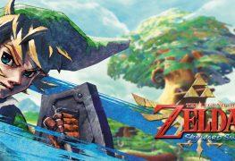 Nintendo Switch Skyward Sword