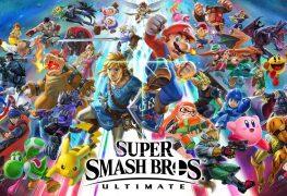 Super Smash Bros. Ultimate countdown