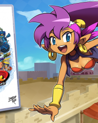 Shantae and The Pirate's Curse physical