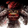 Street Fighter V test