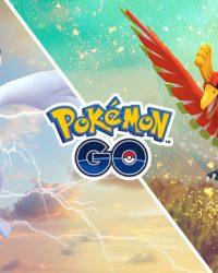 Pokémon Go Lugia Ho-Oh