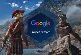 Google Project Stream