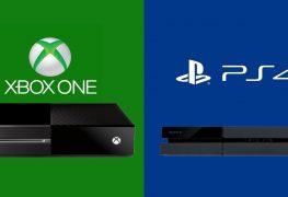 XBox One PlayStation 4 Octava Generación