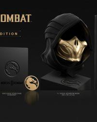 Mortal Kombat 11 Kollector's Edition reveal