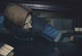 Resident Evil 2 Remake retro skin