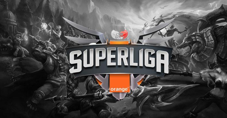 League of Legends Superliga Orange