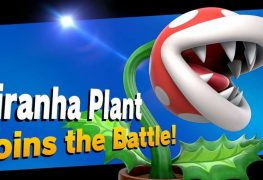 Piranha Plant Super Smash Bros. Ultimate
