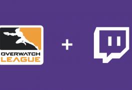 Overwatch League Twitch