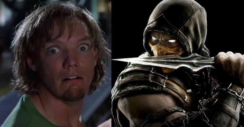 Shaggy Mortal Kombat 11
