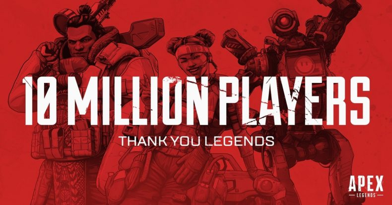 Apex Legends 10 million