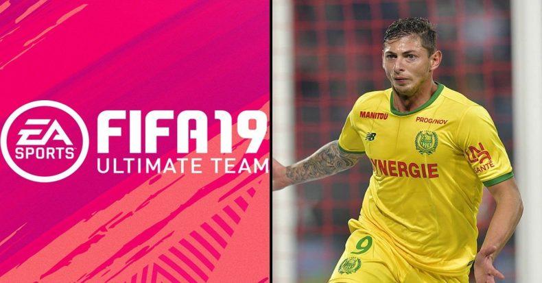 Emiliano Sala FIFA 19