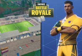 Fortnite Football Soccer