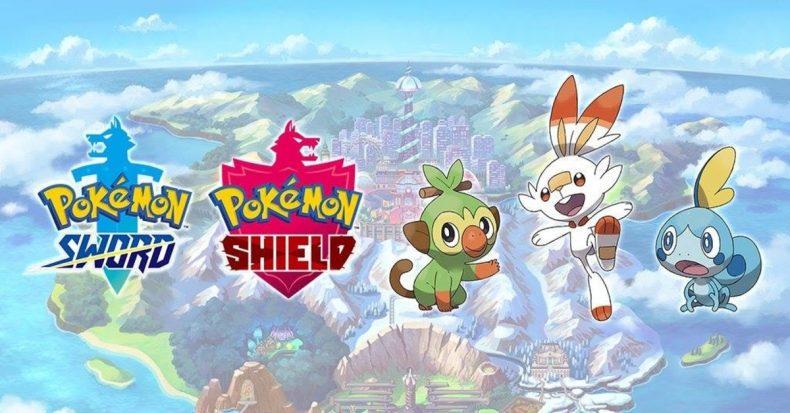 Pokémon Sword & Shield Nintendo Switch