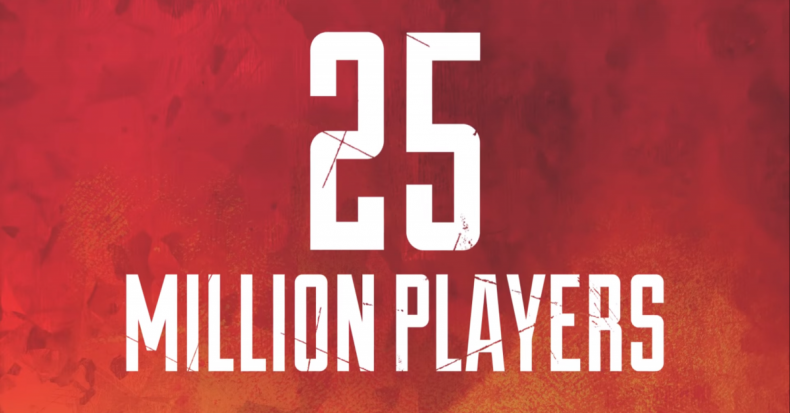 Apex Legends 25 million