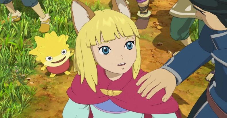 Ni no Kuni movie