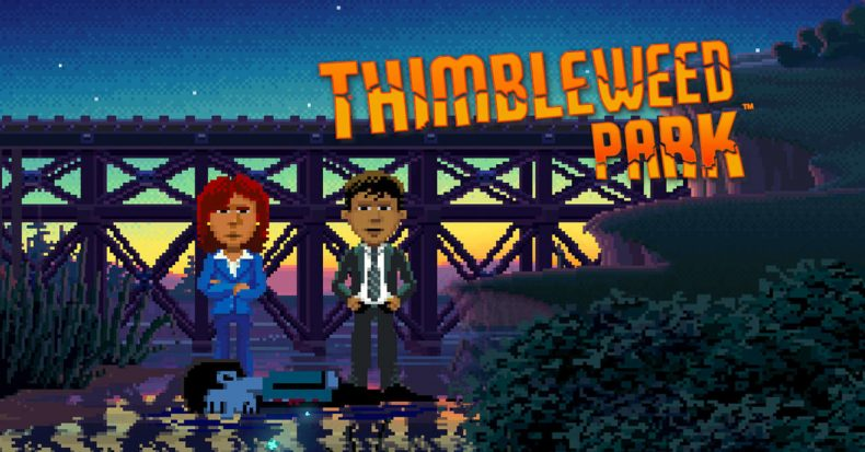 Thimbleweed Park Epic Games Store