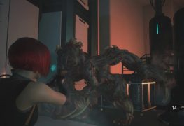 Resident Evil 2 Remake Dino Crisis
