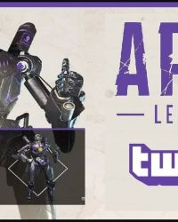 Apex Legends Twitch Prime rewards