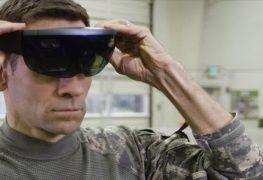 Microsoft Hololens US Army