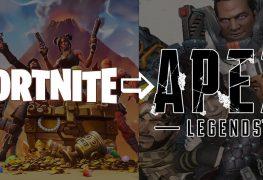 Fortnite copies Apex Legends