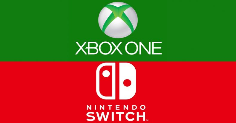 XBox Live Nintendo Switch