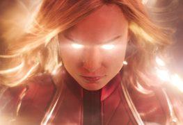 Capitana Marvel estreno review