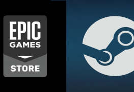 Epig Games Store Steam data steal