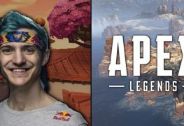"Tyler ""Ninja"" Blevins Apex Legends"