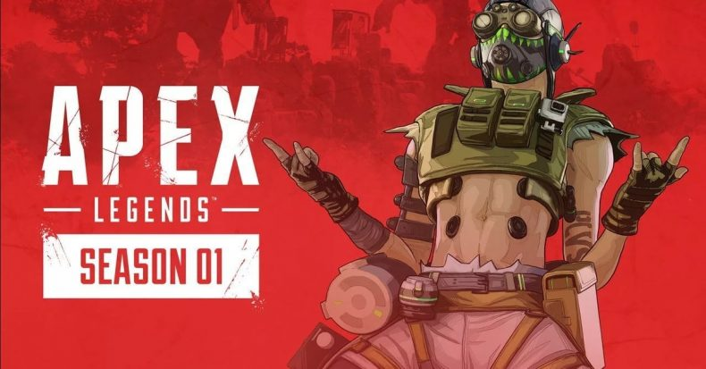 Apex Legends Season 1 Battle Pass