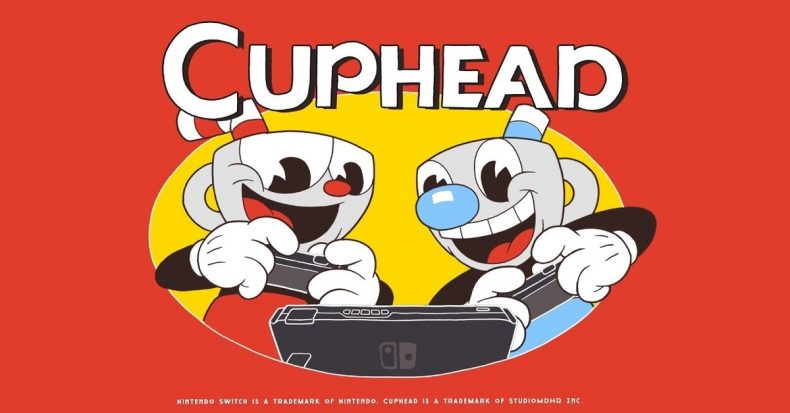 Cuphead Switch