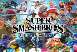 Super Smash Bros. Ultimate Twitch Beyond the Summit