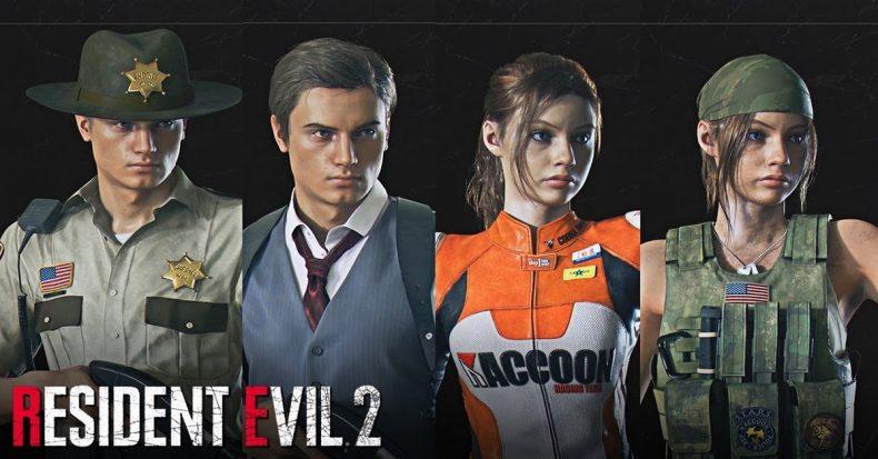 Resident Evil unlock all DLC