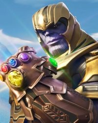 Thanos Limited Time Mode Fortnite