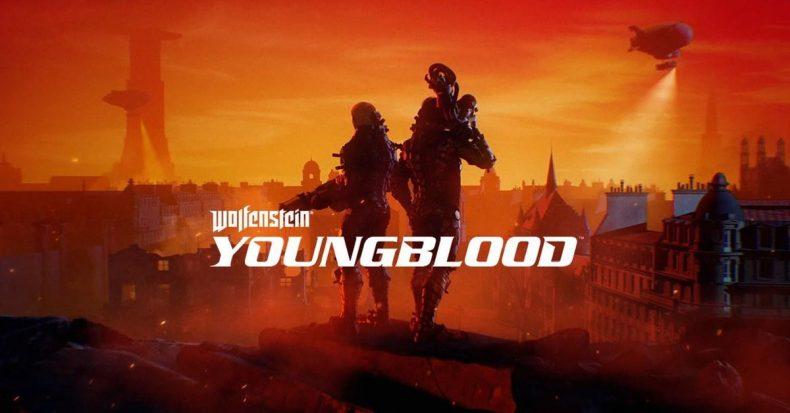 Wolfenstein Youngblood Switch