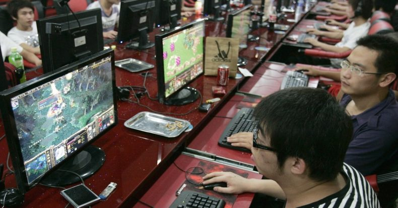 China gaming regulations