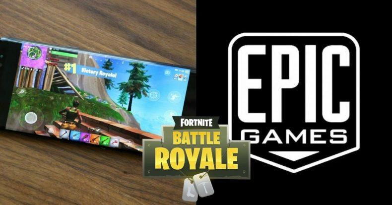 Fortnite Epic Games job stress