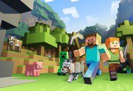 Minecraft 10 años