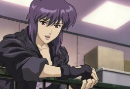Ghost in The Shell 2020 anime