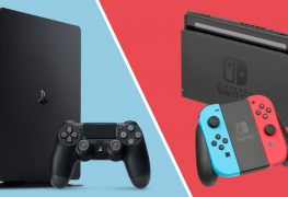 Nintendo Switch VS PS4