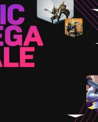 Epic Games Store Epic Mega Sale