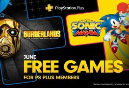 PlayStation Plus june 2019