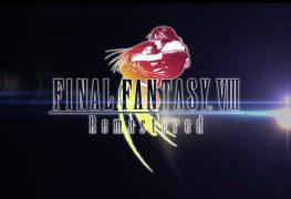 Final Fantasy VIII Remastered E3 2019