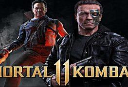 Mortal Kombat DLC Terminator