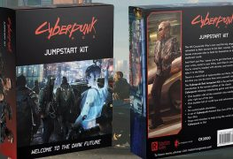 Cyberpunk Red tabletop game