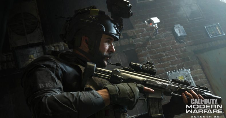Call of Duty MW civil damage