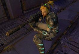 Blizzard Starcraft FPS