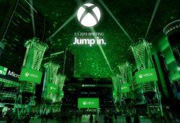 E3 XBox One Microsoft