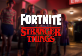 Fortnite Stranger Things